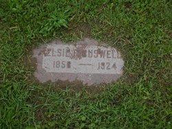 Elsie <I>Fowler</I> Buswell