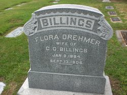 Flora Eleanor <I>Drehmer</I> Billings
