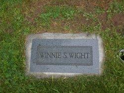 Winnie <I>Schrack</I> Wight