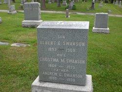 Andrew Gustof Swanson