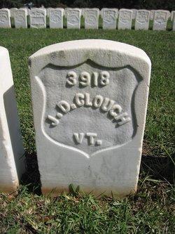 Pvt John D. Clough