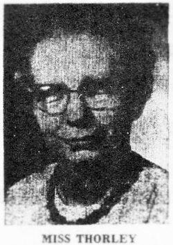 Beatrice J Thorley