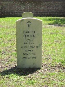Earl H Fewell