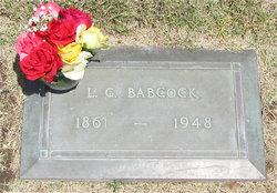 "Llewellyn George ""L.G."" Babcock"
