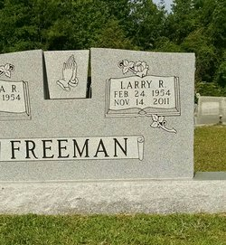Larry Richard Freeman, Sr