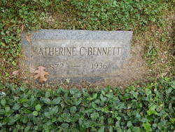 Katherine <I>Caulfield</I> Bennett