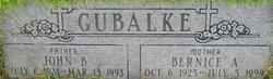 John B. Gubalke