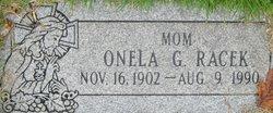 Onela G. Racek