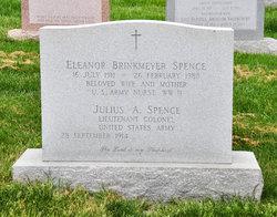 Eleanor D Spence