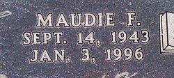 Maudie Faye <I>Hallock</I> Sothers