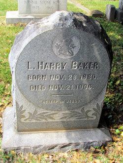 L. Harry Baker