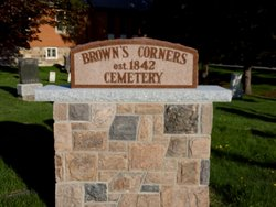 Browns Corners United Church Cemetery
