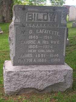 Marcus D Lafayette Bilow