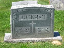 Amanda <I>Moore</I> Buckman