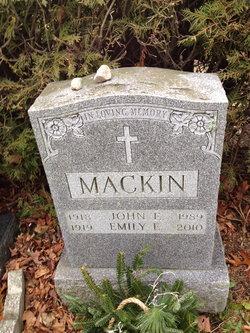 John E Mackin