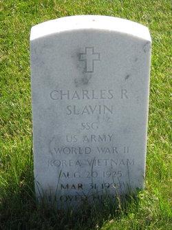 Charles R Slavin