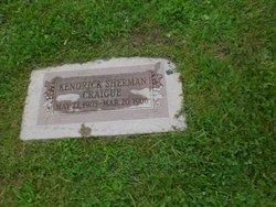 Kendrick Sherman Craigue