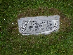 Emma Ann <I>Rose</I> Frewin