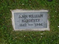 John W Hardesty