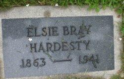 Elise <I>Bray</I> Hardesty