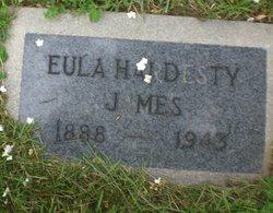 Eula Fern <I>Hardesty</I> James