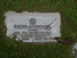 Ralph A Channel