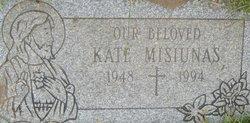 Kate <I>Gindulis</I> Misiunas