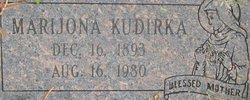 Marijona Kudirka