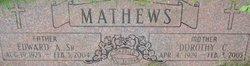 Edward A. Mathews