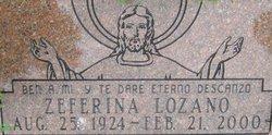 Zeferina Lozano