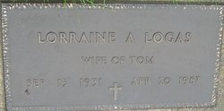 Lorraine A. <I>VanErt</I> Logas