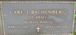 Carl J. Bachenberg