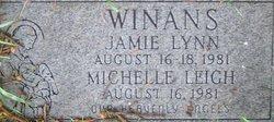 Jamie Lynn Winans