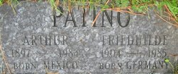 Arthur Patino, Sr