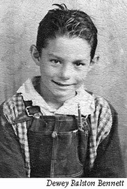 Dewey Ralston Bennett