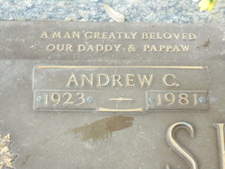 """Andrew Clifton """"Andy"""" Sharpe, Jr"""