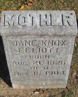 Jane Knox <I>Brackin</I> Elliott
