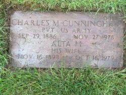 Alta May <I>Hastings</I> Cunningham