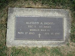 Alfred A Hoff