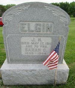 Jobe H Elgin