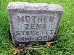 Zena <I>Koppelman</I> Steketee
