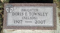 Doris E. <I>Nelson</I> Townley