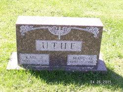 "Karl Joseph ""Charlie"" Uthe"