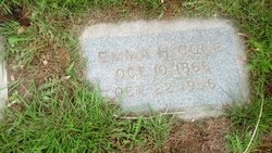 Emma Hutton Cone