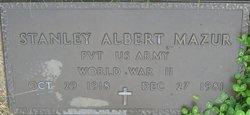 Stanley Albert Mazur