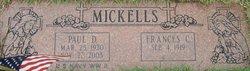Paul D. Mickells