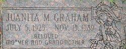 Juanita M. <I>Bates</I> Graham