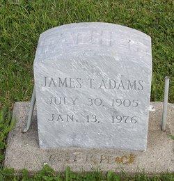 James Thomas Adams