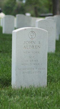 John Adolph Aldren