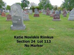 Katie <I>Noviskis</I> Rimkus